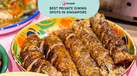Best Private Dining Spots in Singapore