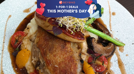 1-for-1 Deals this Mother's Day