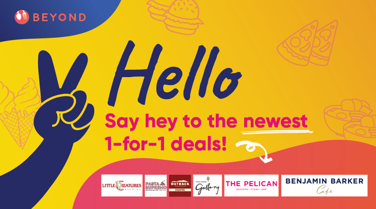 Hello - Article Banner with logos