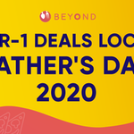 1-for-1 Deals Locked: Father's Day 2020