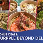 BONUS Deals: Burpple Beyond Delivery!