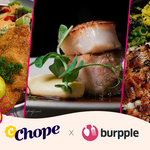 Chope your Deliveries on Burpple