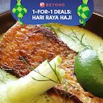 1-for-1 Deals This Hari Raya Haji 2020