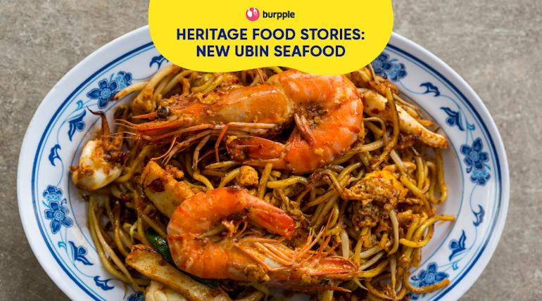 Heritage Food Stories New Ubin Seafood Singapore Burpple