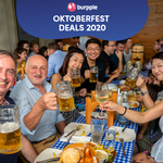Bottoms Up With These Oktoberfest Deals 2020