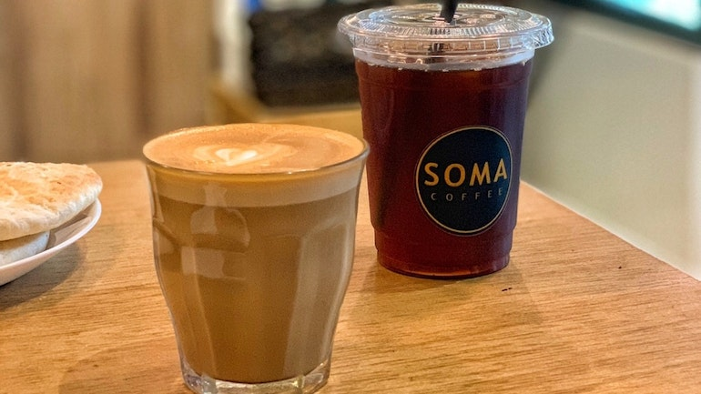 SOMA coffee article version