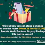 Great Burpple Christmas Giveaway: Winners Announced