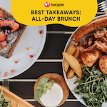 Best Deliveries and Takeaways for All-Day Brunch