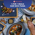1-for-1 Deals This Hari Raya Puasa 2021