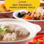 Best Takeaway Spots Along These Hiking & Biking Trails in Singapore
