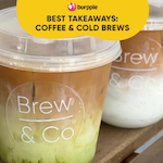 Get Your Cold Brew and Coffee Fix With These Deliveries & Takeaways