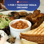 1-for-1 Takeaway Deals: Orchard
