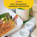 Best Japanese Deliveries & Takeaways in Singapore