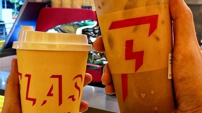 FLASH COFFEE Cropped