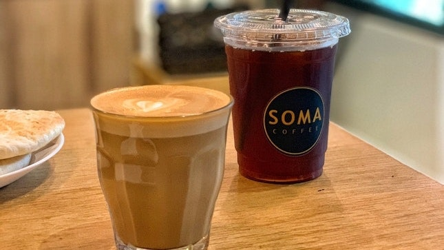 SOMA COFFEE Cropped
